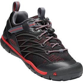 Keen Chandler CNX Shoes Youth raven/fiery red